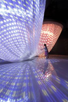 Sculpting and Manipulating Space With Light