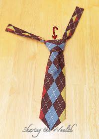 DIY boys tie. Pattern included diy boys tie, sew, tutorials, tie tutori, teddy bears, neck ties, diy boy tie, little boys, kid