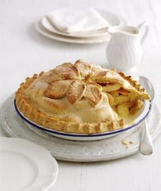 TIP: Save yourself some trouble and skip the peeling: Apple skins soften in the baking process and add a beautiful aroma and blush to the filling when baked.