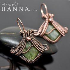 Nicole Hanna earrings