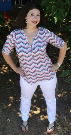July 2014 Stitch Fix Review - The Darling Bakers
