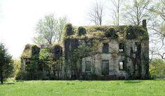 Abandoned Mansion in Delaware