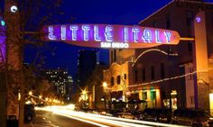 Little Italy, San Diego - COMPLETE! (2011)