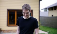 """From a working journalist's perspective, the Edward Snowdens of this world come around about as often as Haley's Comet."" Steve Coll on the N.S.A. whistleblower: http://nyr.kr/1yV66oq (Photograph by Press Image for Citizenfour)"