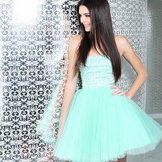 Mint dress!