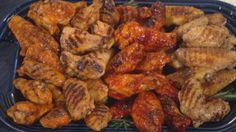 3/14 Get chef Guy Fieri's delicious WING-O-RAMA chicken wing recipe. Make them for your next shinding!