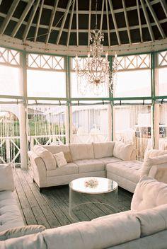 #seating-areas  Photography: Lauren Kinsey Fine Art Wedding Photography - laurenkinsey.com  Read More: http://www.stylemepretty.com/2014/09/02/elegant-beach-wedding-in-seaside-florida/