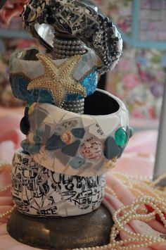 Broken China Mosaic Bracelets
