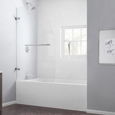 Framless Tub Door Hinged where to buy