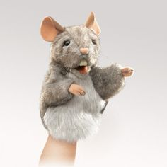 Little Mouse Hand Puppet at theBIGzoo.com, a family-owned store. Check our sales & FREE Shipping.