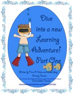 Are you ready to Dive into a new year of teaching? ($4.00)