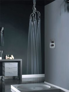 Vado's New Squid Inspired Shower Head Design
