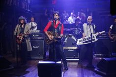 Jesse and the Rippers reunite on Jimmy Fallon. [VIDEO!]