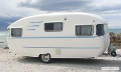Brand New Retro - Mahia Retro Caravan
