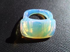 "I added ""Opalite Ring  handcarved & polished opalite by JewelrybyZiziGems"" to an #inlinkz linkup!https://www.etsy.com/ca/listing/205659504/opalite-ring-hand-carved-polished?ref=listing-shop-header-3"