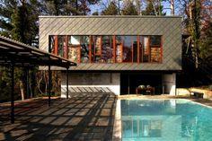 Award winner residential complex in california, usa