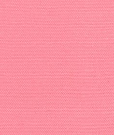 9.3 Oz Snap Pink Cotton Canvas Fabric