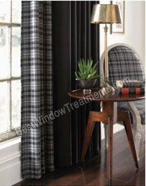Designer Grey Silver Platinum Gray Curtains On Pinterest