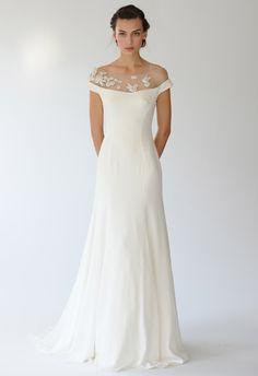 Lela Rose Spring 2014 Wedding Dress