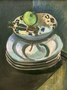 Henri Matisse-Still Life-Nutcracker-1916