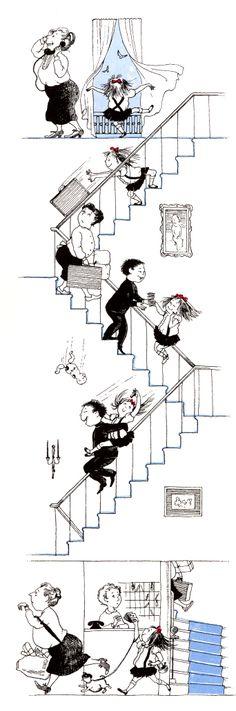Eloise, illustratedby Hilary Knight