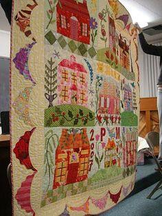 Beautiful quilt!!