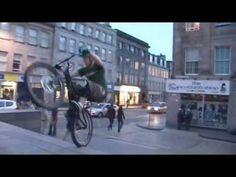 danni macaskil, street bikes, dirt jump, insan skill