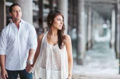 Santa Monica Engagement : Kirsten and Robbie - Jasmine Star Blog