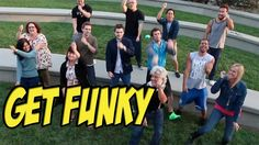"""Get Funky"" This is a great brain breaks action, dance song to make it easy and fun to take a quick energy break.  Also, great for indoor recess and circle time."