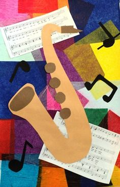 """From exhibit """"3 - Making Music""""  by McHenry1"""