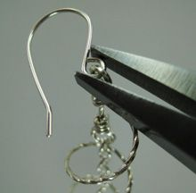 Earrings Pattern by Sonja Kiser, a Free Wire Jewelry Pattern
