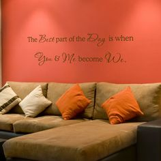 First of all, I love this quote. Second, I found this website with all of these AWESOME wall decals, and I'm slightly in love!