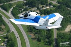 Terrafugia's Flying Car Completes First Public Flight at Wisconsin Air Show
