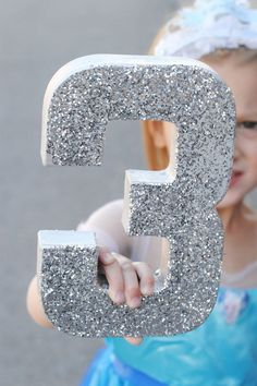 frozen birthday party | Frozen Themed Birthday Party {Ideas, Decor, Planning, Cake}