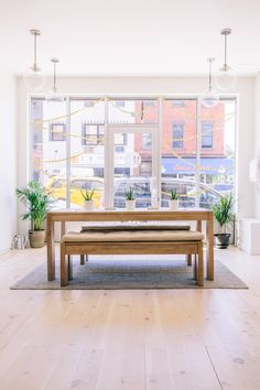 KNOT & BOW | a light-filled studio on Third Avenue in Gowanus, Brooklyn.