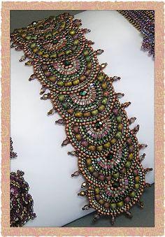 Penny Dixon Designs: Brick Stitch Inspiration