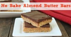 low carb, chocolates, almonds, cups, coconuts, peanut butter bars, no bake almond butter bars, gluten free living, coconut oil