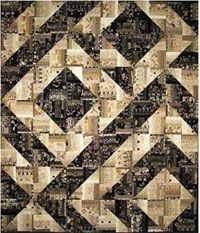 Masculine Quilts On Pinterest Layer Cake Quilts Quilt