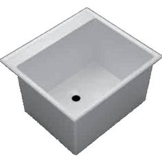 PROFLO PFLT2522D Laundry Sink Laundry / Utility - White laundri sink