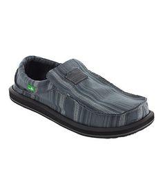 shoes, slate kyoto, kyoto slipon, men, slipon shoe, sanuk slate