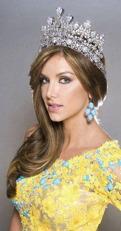 Miss Venezuela 2010 - Vanessa Goncalves