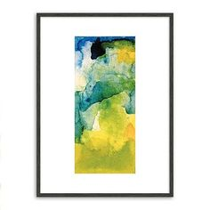 Minted for west elm - Of Land And Sea II