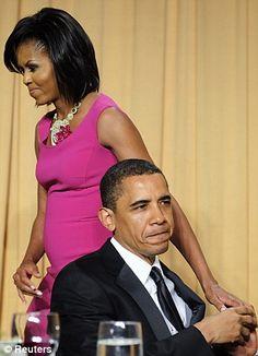 Teamwork unspoken. first ladies, 1st famili, presid obama, michelle obama, michell obama, coupl, ladi obama, barack obama, flotus
