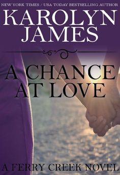 A Chance at Love (A Ferry Creek Novel): (a billionaire romance novel) by Karolyn James, http://www.amazon.com/dp/B00IDHHGN6/ref=cm_sw_r_pi_dp_Y21-sb1YRPBPD