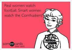 A lot of smart women in Husker Nation!