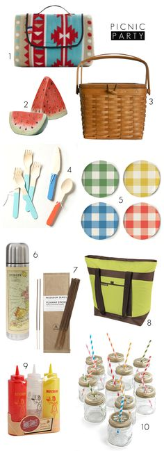 How to have A Stylish #Summer #Picnic // Bubby and Bean.