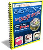 #Sewing for Beginners #eBook