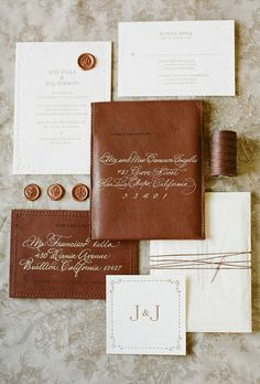 Rustic Luxe Brown Le