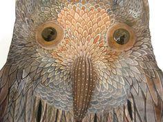 Beautiful watercolors by Golly Bard