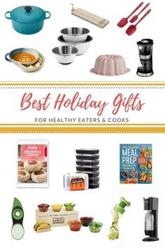 A Holiday Gift Guide